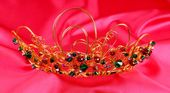 Wirework Crystal Tiara Making Kit with SWAROVSKI® ELEMENTS - Design 2